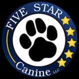 5 Star Canine logo